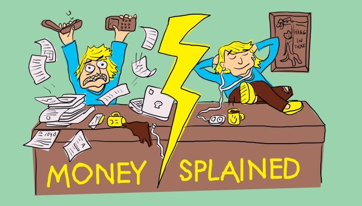 moneysplained split